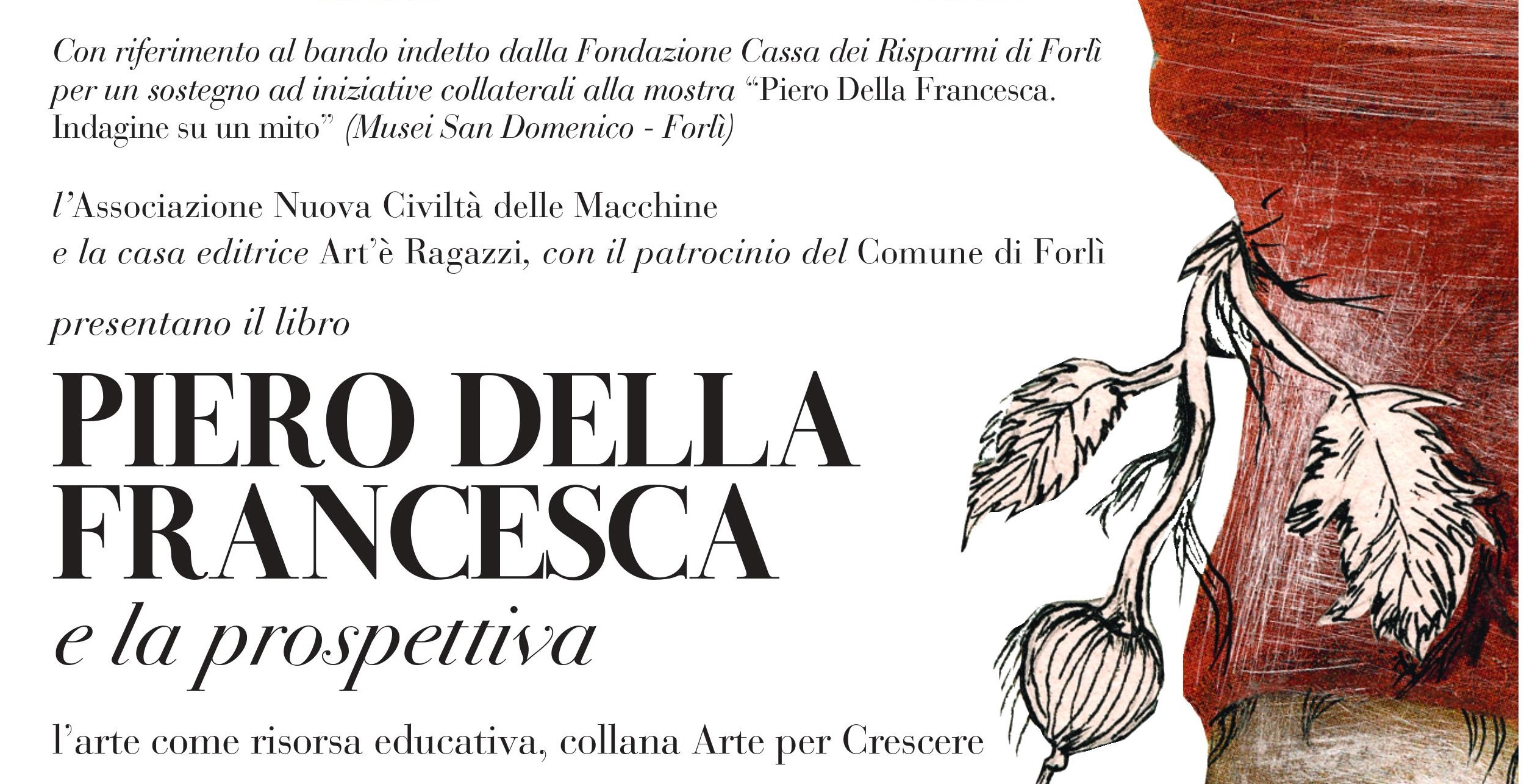 Banner Piero della Francesca e la  prospettiva